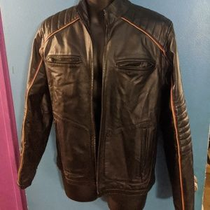 Street Legal Men's Motorcycle Jacket